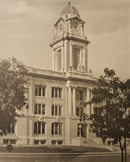 New City Hall, circa 1912 - Greater Sacramento Publication (1912)