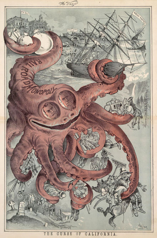 Octopus - The Wasp (Aug 19 1882)