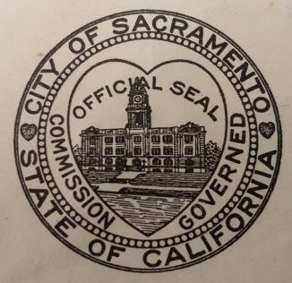 Sacramento Seal v2 - 1912