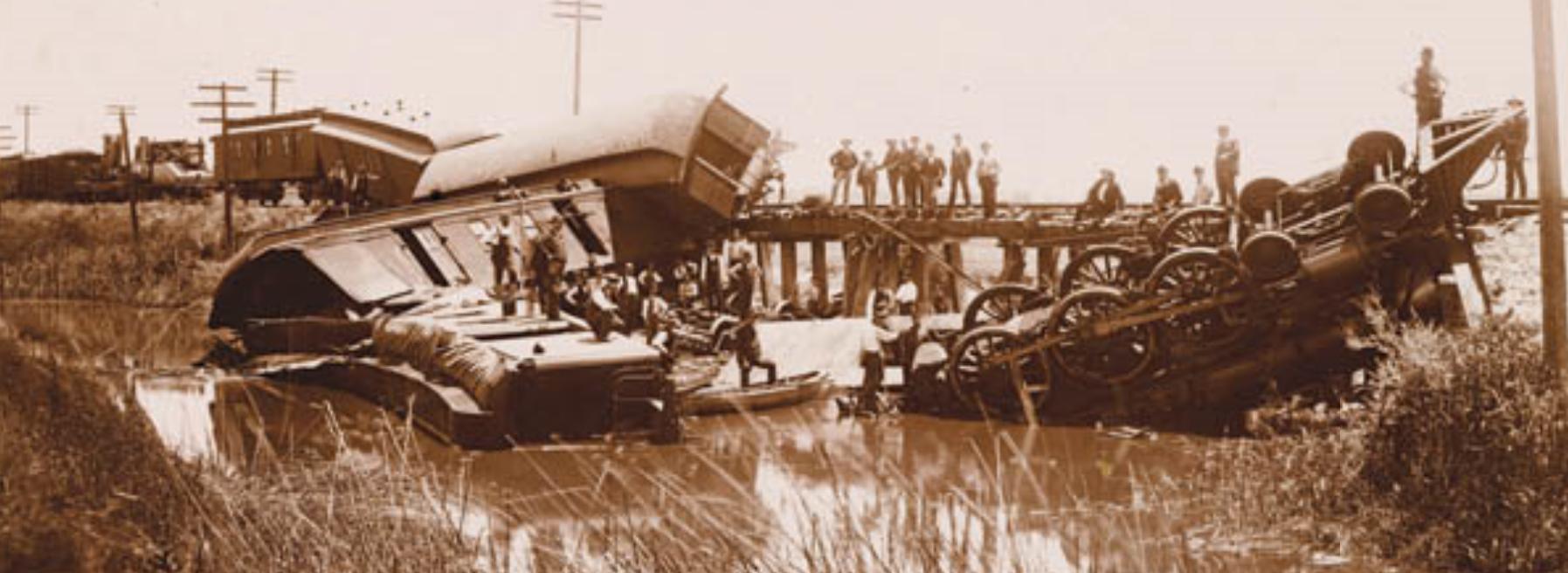 Train Banner